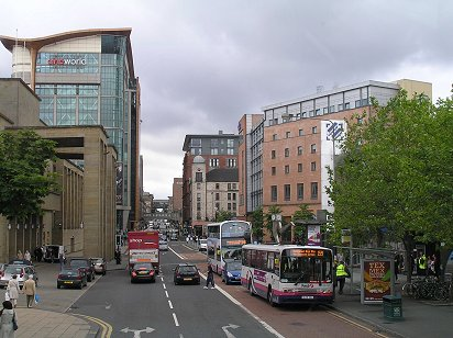 buchanan street bus station