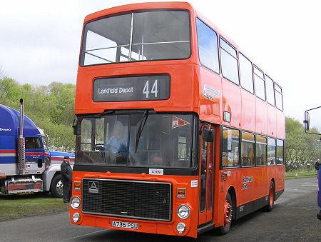 scottish bus museum