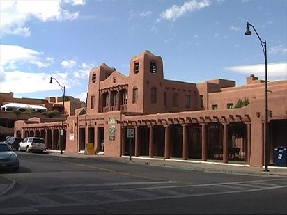Old Town Santa Fe >> Santa Fe To Taos New Mexico
